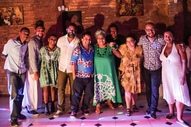 NATA leva fórum, sarau afro-poético e solos para Alagoinhas em agosto
