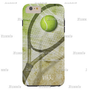 women's tennis iPhone 6 plus case