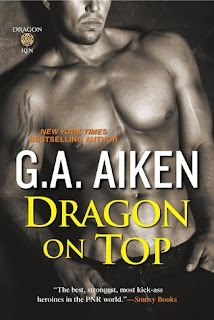 shifters, dragons, romance, paranormal, g.a. aiken, shelly laurenston