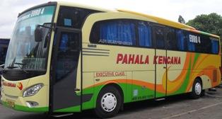 Harga Tiket Lebaran 2016 Bus Pahala Kencana