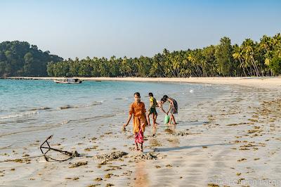 Ngapali - LinThar bay - Birmanie - Myanmar