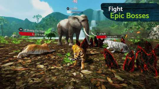 Game Harimau Android