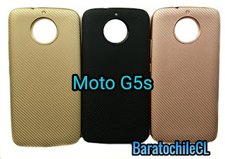 Protector diseño relieve Moto G5s