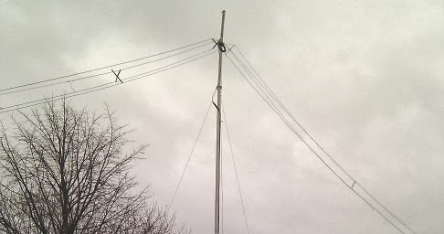 Pattern and Match: Site-B Antenna Mast 2 0