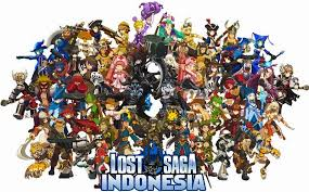 Lost Saga Gemscool Indonesia