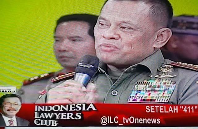 Aksi 4 November Tertib, Panglima TNI: Saya Bangga Sebagai Muslim