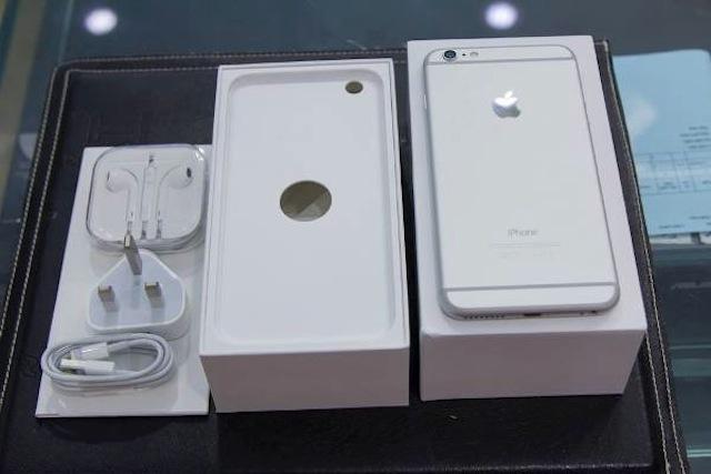 Mua iPhone 6 Trắng tại Biên Hoà