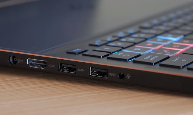 ASUS ZEPHYRUS (GX501) Laptop Gaming Tipis Dengan GTX1080