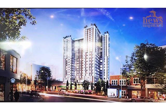 Thông tin chi tiết căn hộ LA COSMO Quận Tân Bình