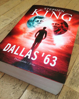 "Stephen King ""Dallas 63"" - recenzja serialu ""11.22.63"" James Franco, JJ Abrams"