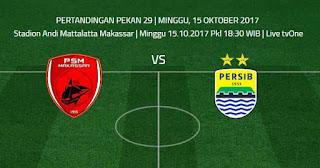 PSM Makassar vs Persib Bandung: Herrie Targetkan Menang
