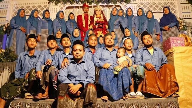 Resepsi Pernikahan Nurul Imamah