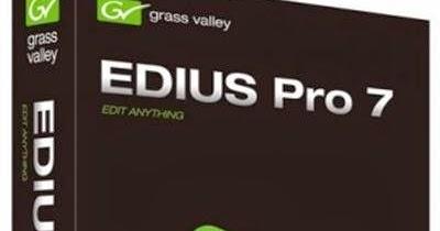 GrassValley EDIUS Pro 7 4 + Crack