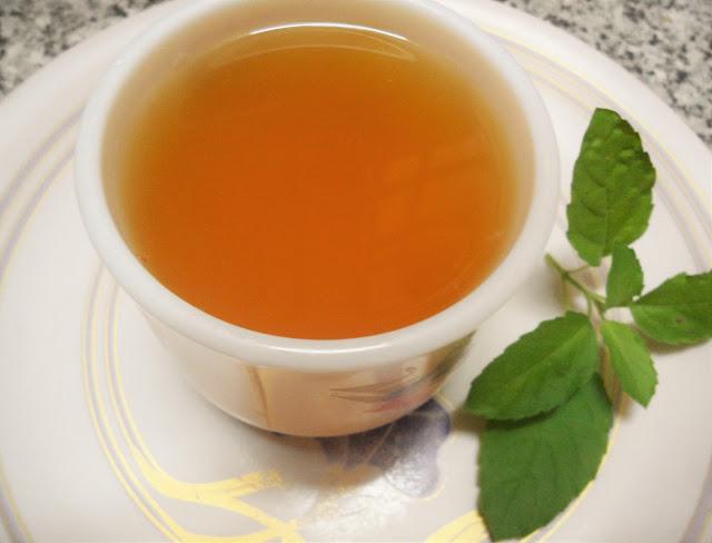 Tulsi leaf juice