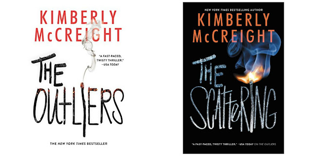 NEW GIVEAWAY: The Outliers, and The Scattering, by Kimberly McCreight.