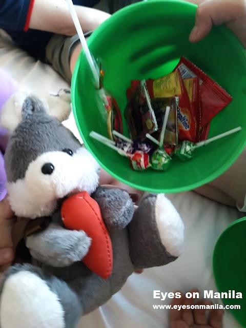 Midas Hotel Tiki-Tastic Easter Party Prize