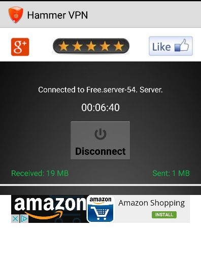 earnmoney: Airtel Hammer VPN Trick (free internet tricks