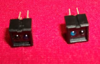 Sensor CNY70.