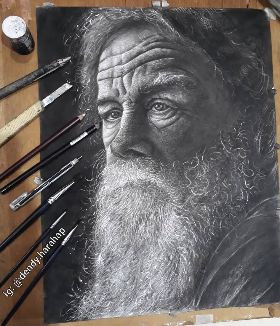 06-Dendy-Harahap-Realistic-Portrait-Drawings-www-designstack-co