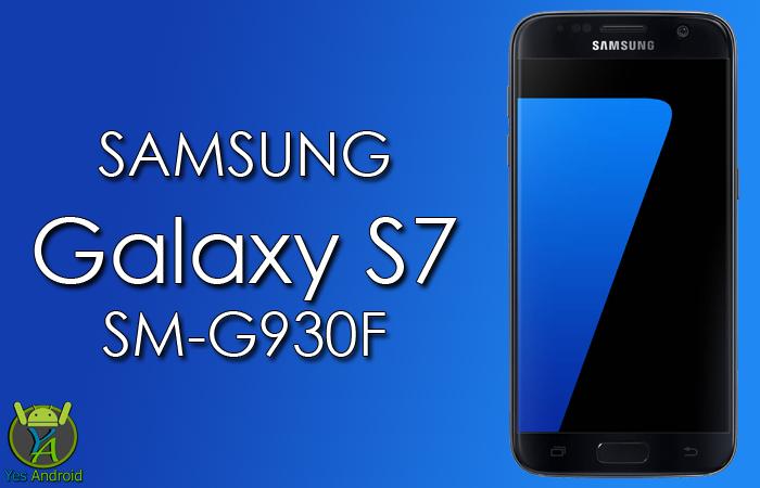 G930FXXU1DQBQ | Galaxy S7 SM-G930F