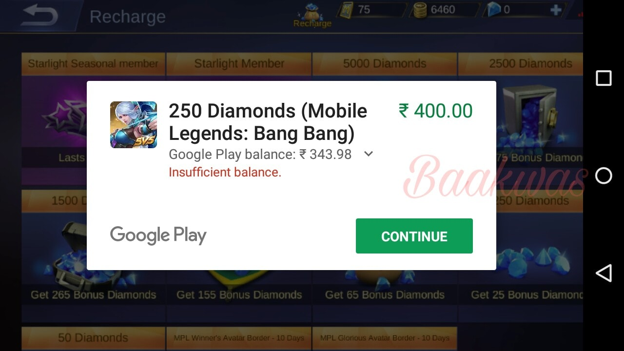 Mobile legend buy diamonds for squad