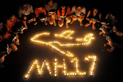 The anniversary of the Malaysian airlines flight MH-17 tragedy