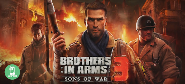 Brothers in Arms 3 v1.4.3d APK Mod