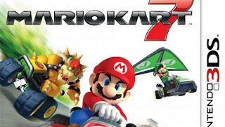 Mario Kart 7 [3DS] [Español] [Mega] [Mediafire]