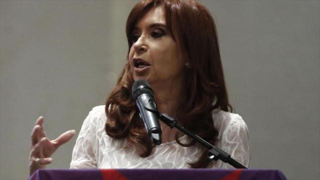 """Cristina Fernández: Con modelo Macri """"marchamos inexorablemente al fracaso"""""""