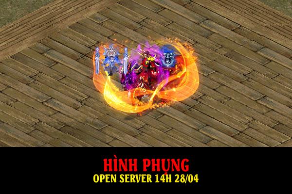 KiemTheHoaPhung.com - Ra mắt máy chủ mới 14H 28/04 - Event mới cực CHẤT 1