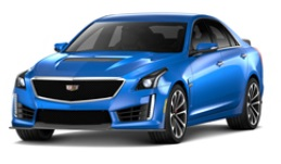 Cadillac CTS- V review spec