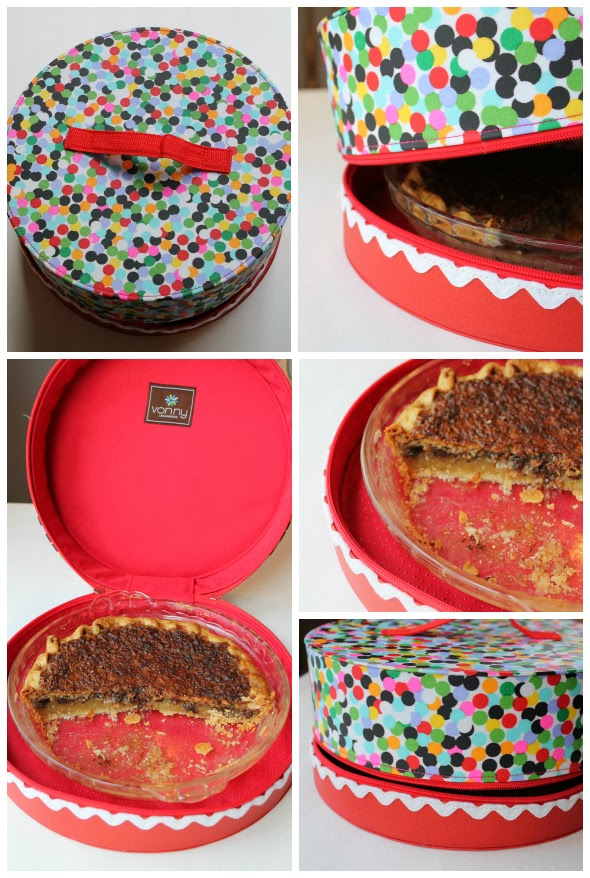 Vonny Pie Carrier - perfect gift for the baker in your life