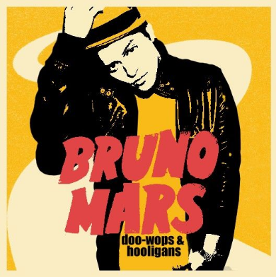 Bruno Mars - Earth To Mars (CD, Album, Unofficial Release ...