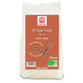 Fécule d'arrow-root
