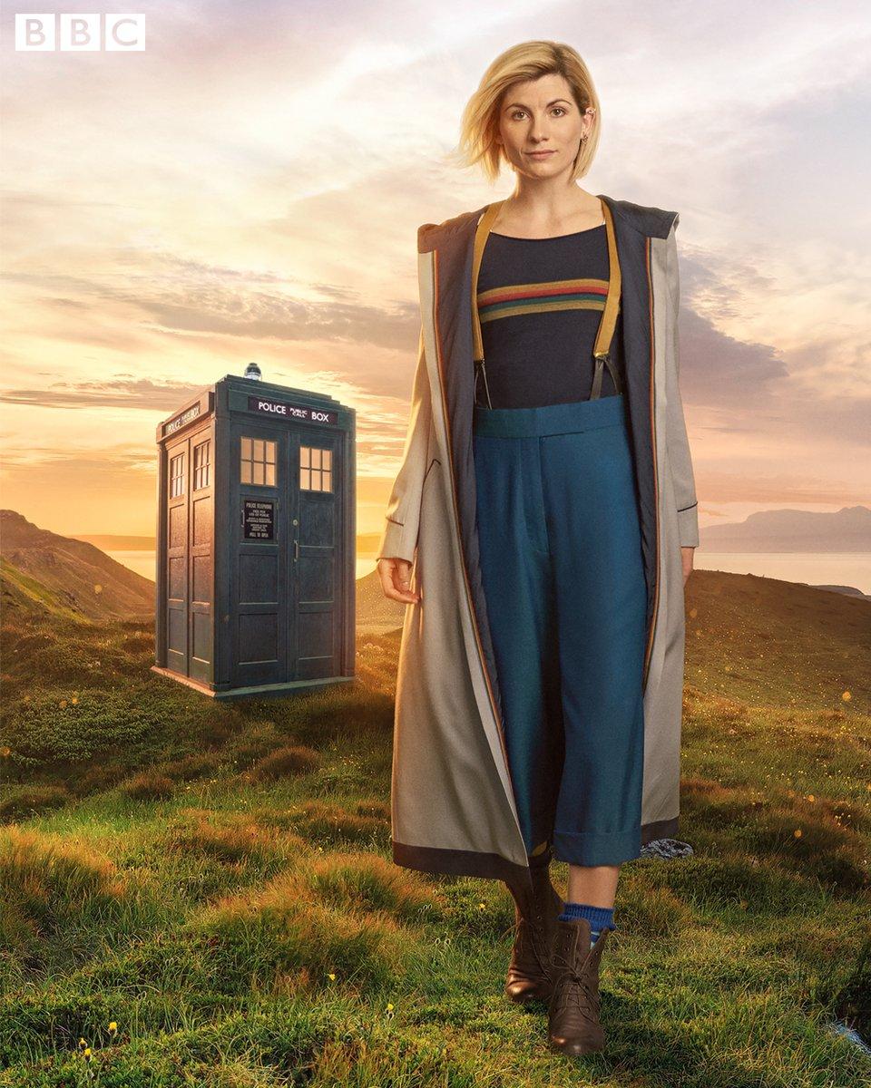 Доктор Кто: первый взгляд на Джоди Уиттакер