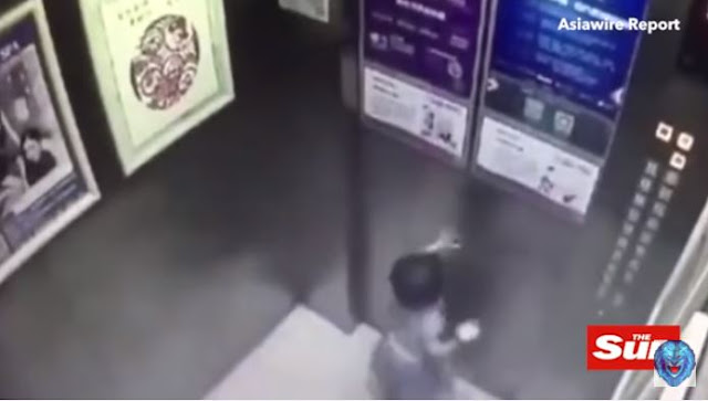 CCTV Footage Shows How This 2-Year-Old Little Girl Died Because Of Her 5-Year-Old Playmate!