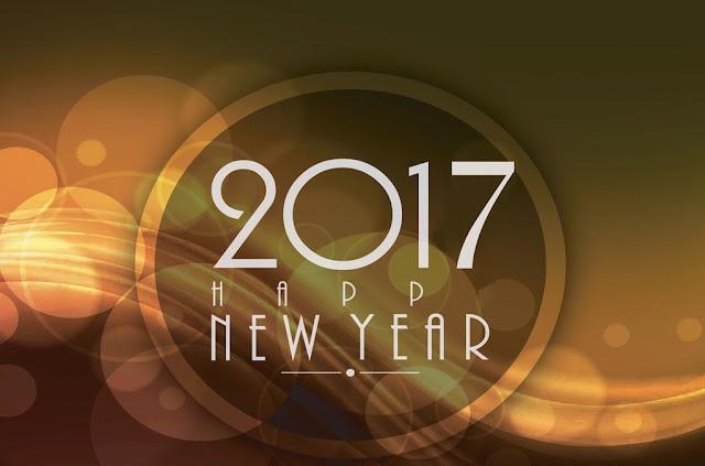 Thiệp chúc mừng năm mới 2017 đẹp và ý nghĩa