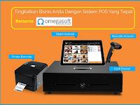 Aplikasi KASIR Online Omegasoft Terbaik Software POS