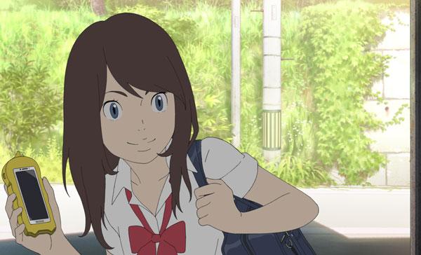 Kokone Morikawa (voiced by Mitsuki Takahata) is the main protagonist in NAPPING PRINCESS (2017)