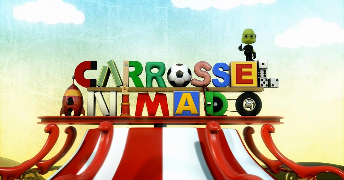 Bom Dia Animado: Antenados Bom Dia & Cia: Carrossel Animado