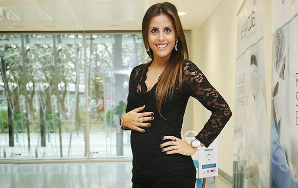 d9f2c5c4e5e9 Vida de Mulher aos 40: Carolina Patrocínio: Grávida de 7 meses