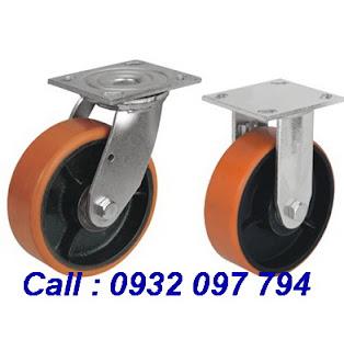 Bánh xe đẩy, bánh xe đẩy chịu tải, bánh xe đẩy công nghiệp