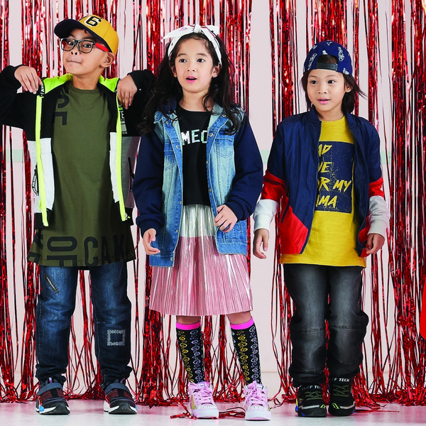 SM Kids - Holiday Fashion Fun