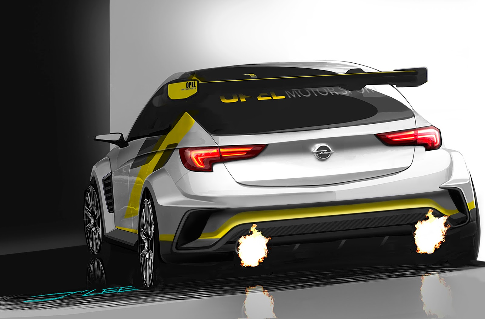 Opel Astra TCR 298015 Opel Astra TCR: Έτοιμο αγωνιστικό για το Nürburgring με 330 άλογα Hatcback, Nurburgring, Opel, Opel Astra, Opel Astra TCR, Rally