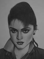 madonna-pencil-drawing