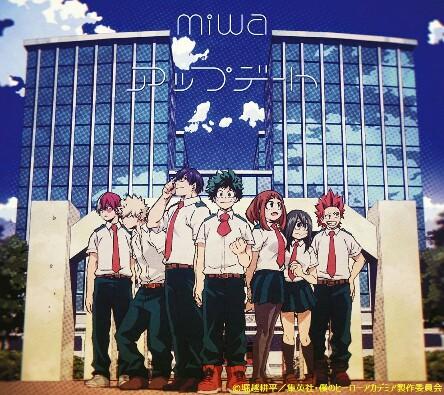 Download Ost Ending 1 Boku no Hero Academia 3rd Season