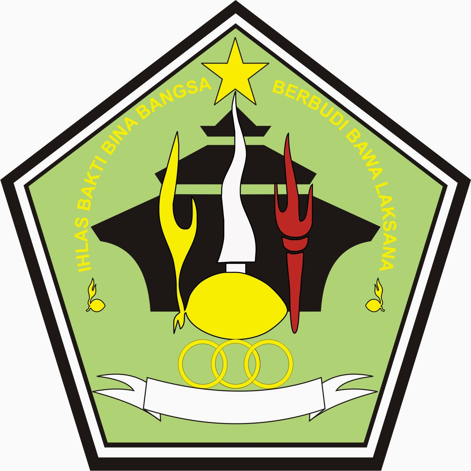 Logo Ambalan Pramuka Keren