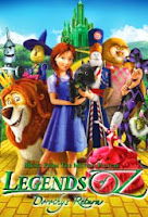 Legends of Oz: Dorothys Return (2014) online y gratis