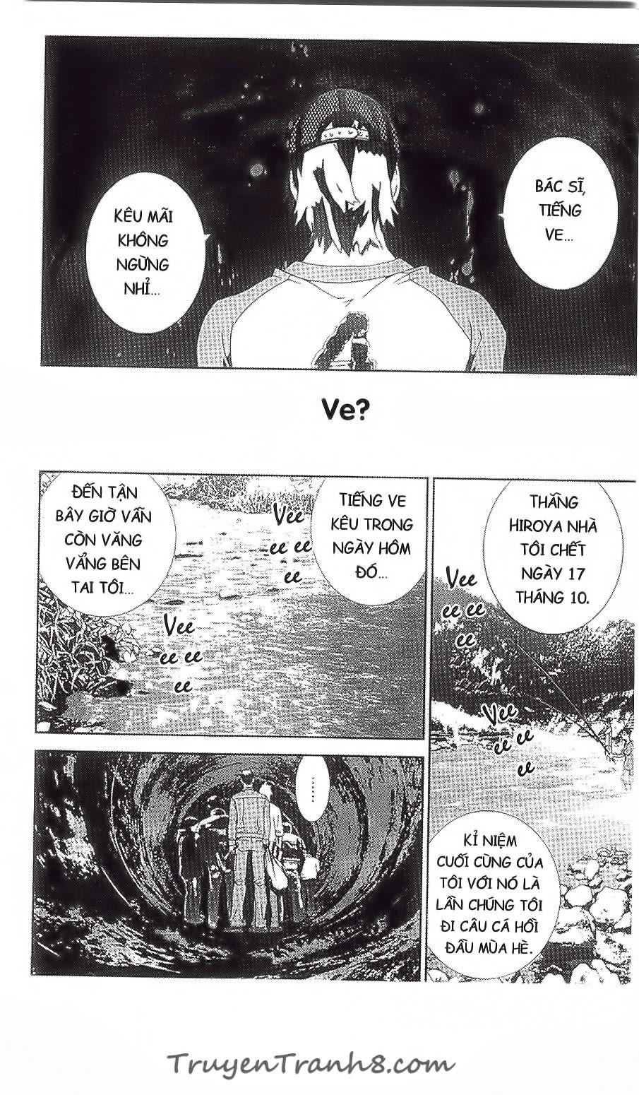 Shiki chapter 37 trang 17