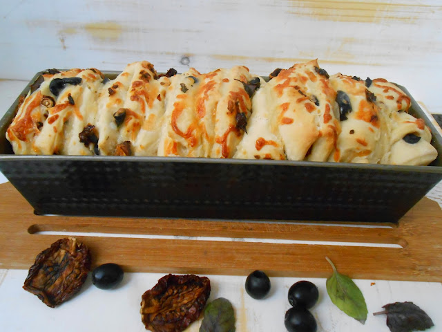 6 ideas para el brunch perfecto pull apart bread